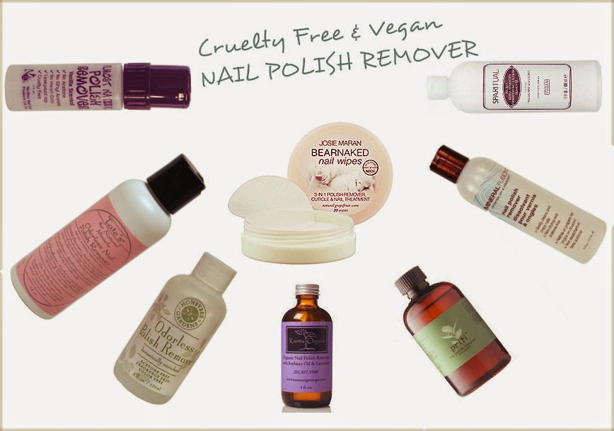 Bunnybeautylove Vegan Amp Cruelty Free Nail Polish Remover