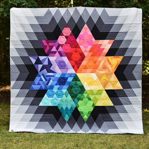 Gravity Quilt Free Pattern