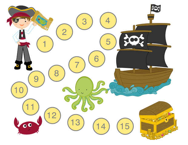 Printable Pirate Potty Training Reward Charts  Tips! - Happiness is