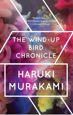 The Wind-Up Bird Chronicle by Haruki Murakami - book cover