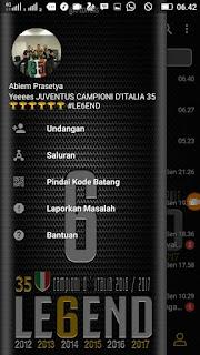 Tema BBM MOD Legend v3.3.4.48 Apk3