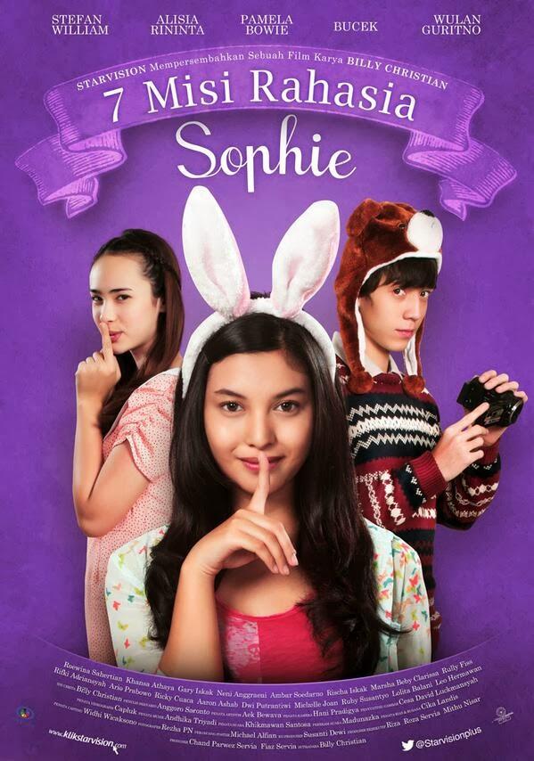 7 Misi Rahasia Sophie (2014)