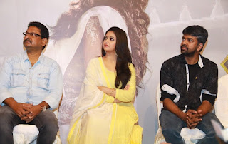 Keerthy Suresh at Mahanati Press Meet 8