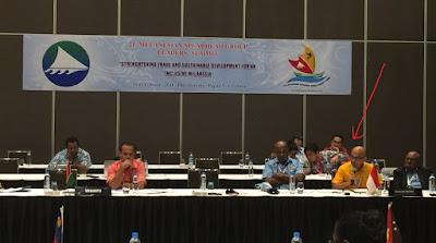 Indonesia Memperingatkan Anggota MSG untuk Tidak Ikut Campur dalam Kedaulatan Negara Lain