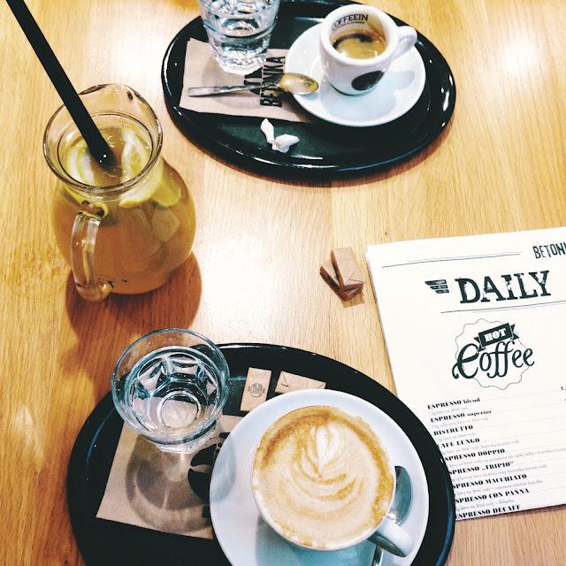 Kaviareň Betónka sa nachádza v City Aréne Trnava.