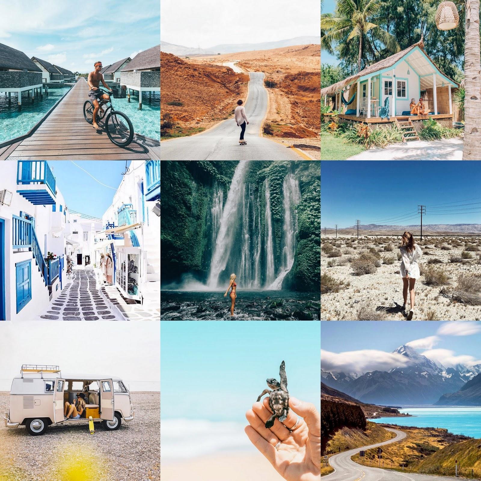 the best 10 travel instagram accounts