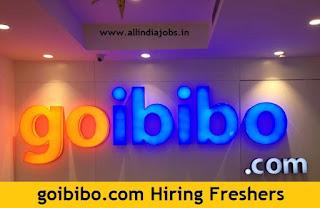 Goibibo.com careers