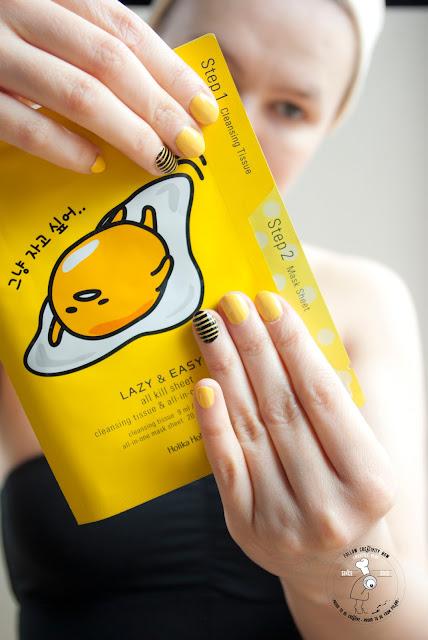 holika holika koreańskie kosmetyki maseczka na płacie k-beauty pielęgnacja
