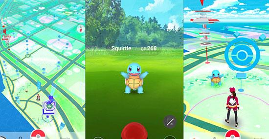 Pokemón Go - 9 segredos e detalhes de Pokemón Go Locais de Pokemons