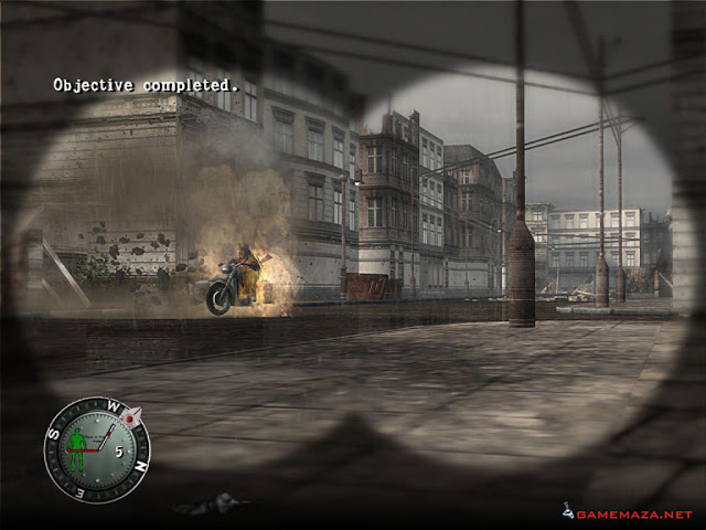 Sniper Elite Gameplay Screenshot 4