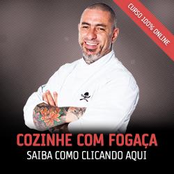 COZINHE COM FOGAÇA