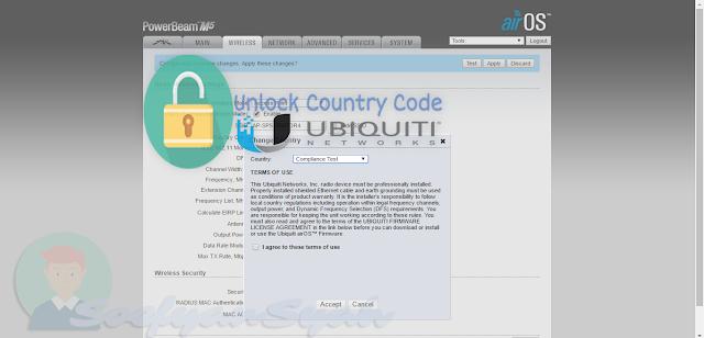 Cara Merubah Negara UBNT Yang Tidak Bisa Di Rubah, Unlock Country Code UBNT