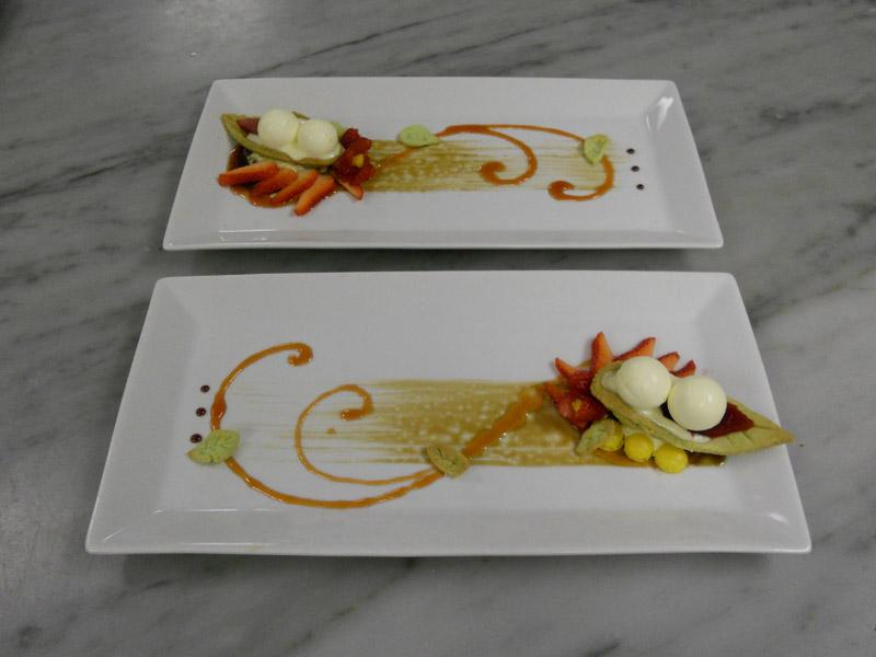 Préférence a dessert decor macaron LL04