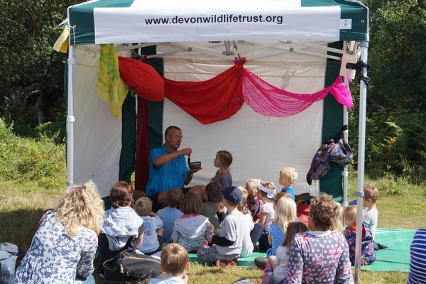 A Summer of Wild Adventure with Devon Wildlife Trust  - Photo copyright DWT (All rights reserved)
