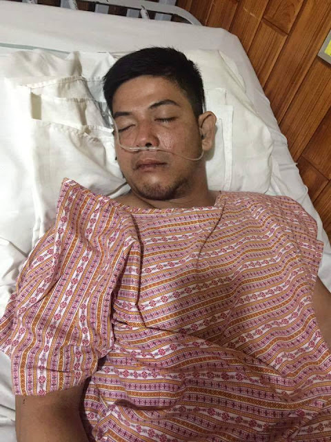 Tawag ng Tanghalan Champion Mark Laspiñas Got Into A Motorcycle Accident! What's His Status Right Now?