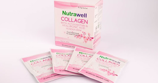 Be Radiantly Beautiful with Nutrawell Collagen