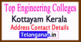 Top Engineering Colleges in Kottayam Kerala