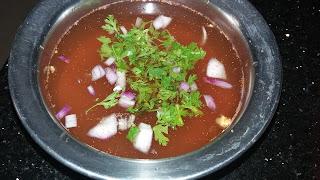 Raw Rasam Pachi Pulusu andhra style