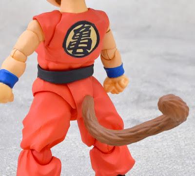 """S.H.Figuarts de Shenron y Goku Niño de """"Dragon Ball"""" - Tamashii Nations"""
