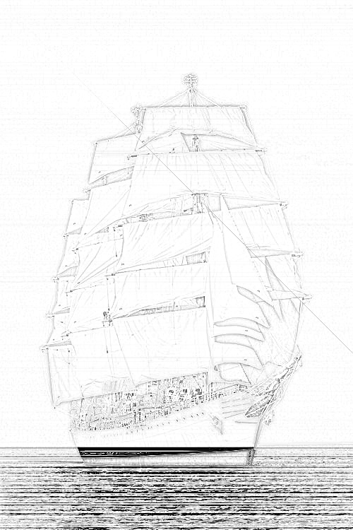 british sailing warship coloring pages - photo#21