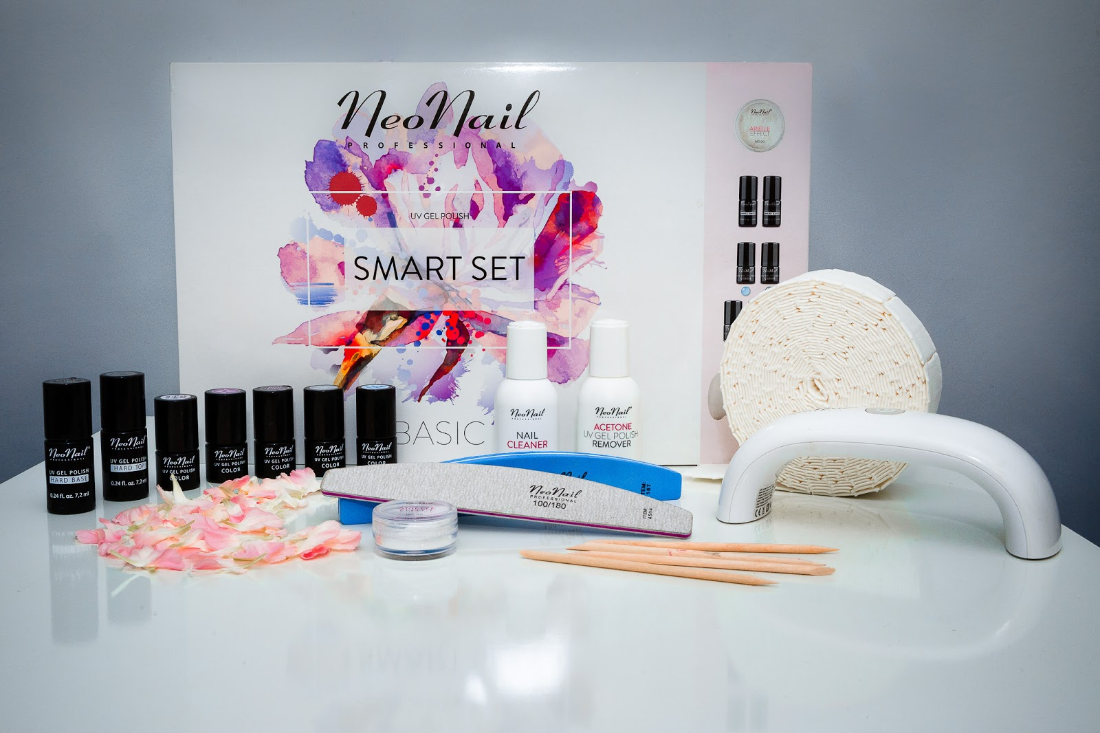 NeoNail Smart Set Basic