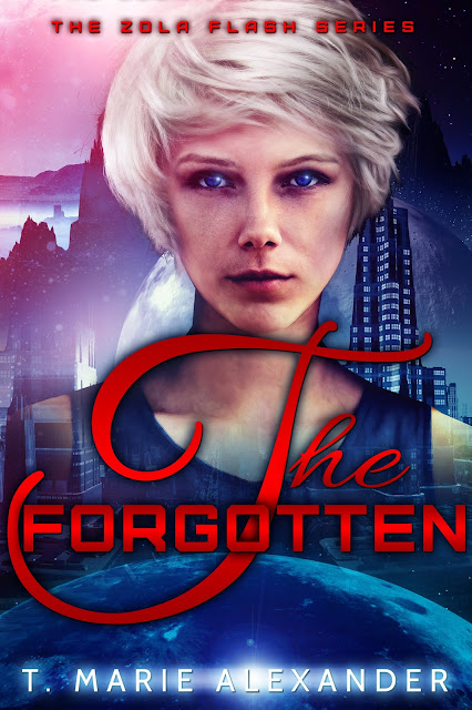 Cover Reveal – The Forgotten