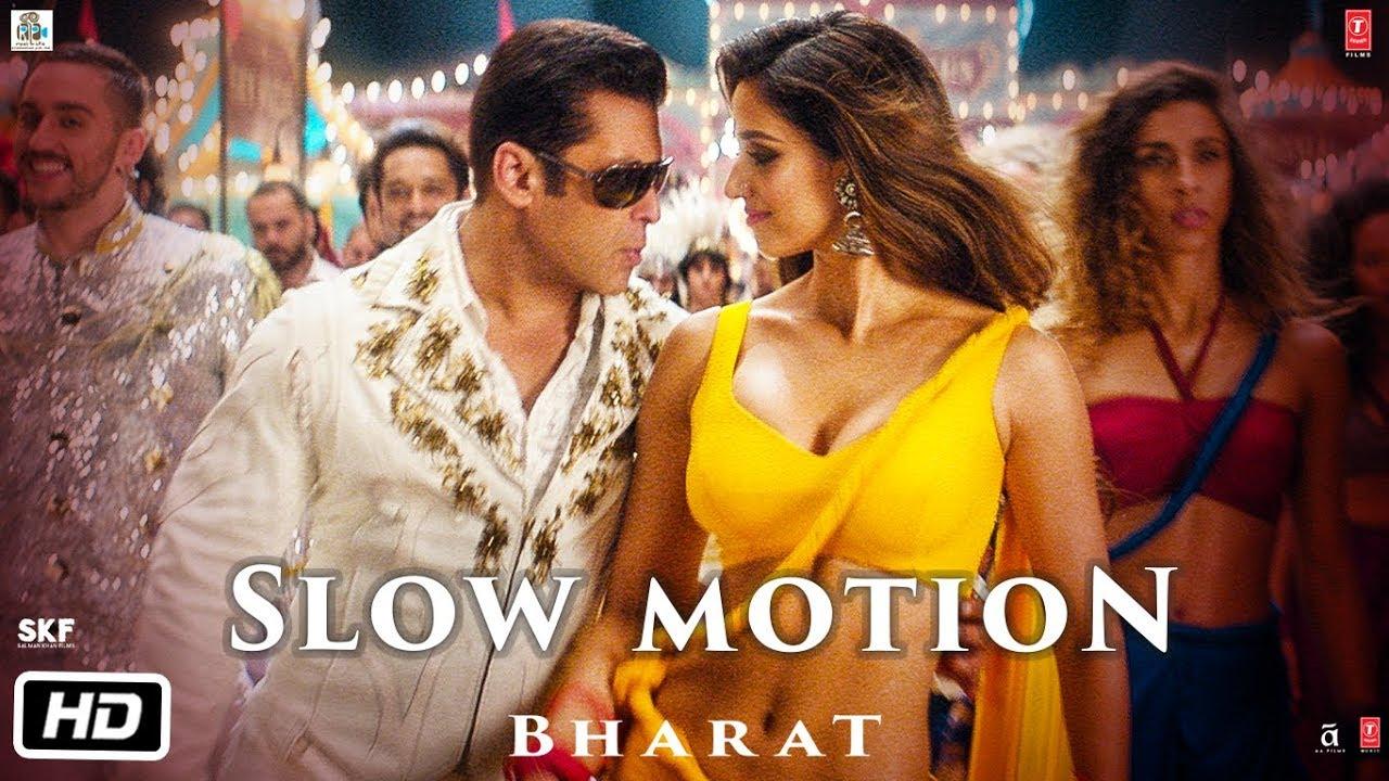 Bharat: Slow Motion Full Song Lyrics - Salman Khan, Disha Patani