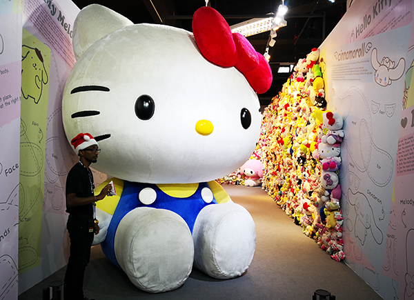 Our Sanrio Times, Hello Kitty & Friends at Kuala Lumpur