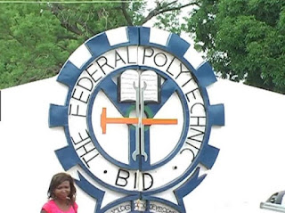 Federal Polytechnic Bida HND Admission List Out - 2017/2018