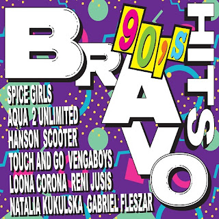 Baixar Cd Bravo Hits 90's (2CD) 2018 Torrent
