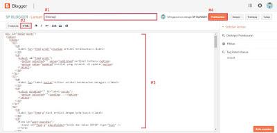 Cara Membuat Sitemap SEO Friendly di Blog