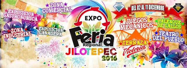 programa feria jilotepec 2016