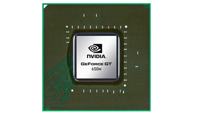 Nvidia GeForce GT 650M Driver Download