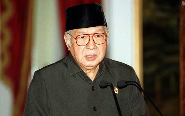 Mengenal Biografi Soeharto, Presiden Indonesia Selama 32 Tahun