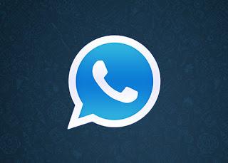 تنزيل برنامج واتس اب بلس الازرق الجديد اخر تحديث