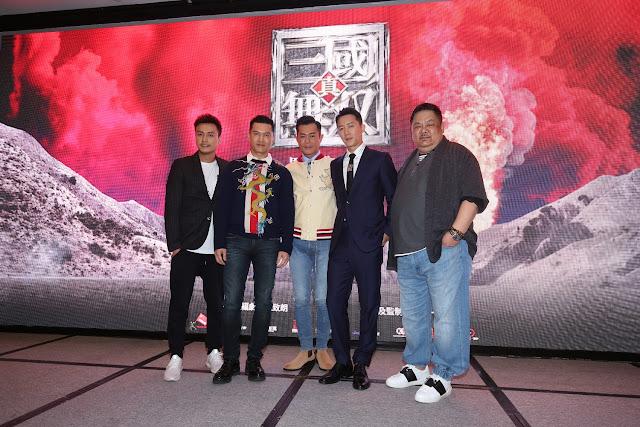 ทีมนักแสดง สามก๊ก Dynasty Warriors