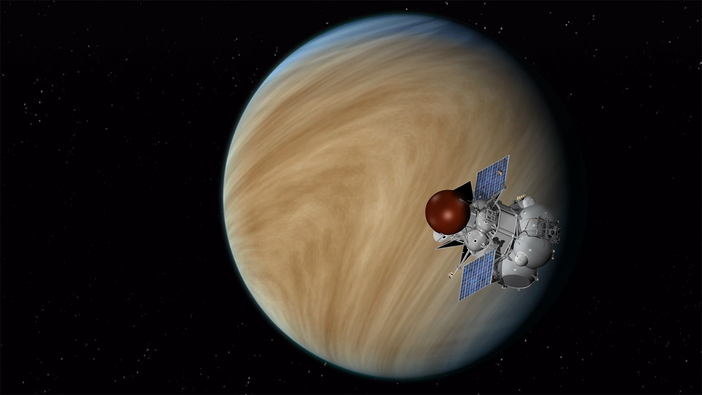 Orbiterch Space News 2017 03 05 Infrared Video Of A Hovering Nasa Lander Research Institute Iki Venera D Mission Concept Includes Venus Orbiter That Would Operate For Up To Three Years And Designed Survive