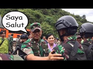 Keteladanan 5 Sang Perwira (Menengah)