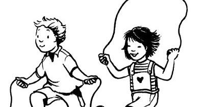 Mr. Grady's Kindergarten Class: Jump Rope for Heart