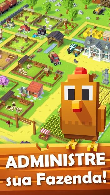 Blocky Farm APK MOD Dinheiro Infinito v 1.2.87