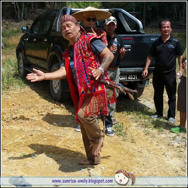 Ngajat dance
