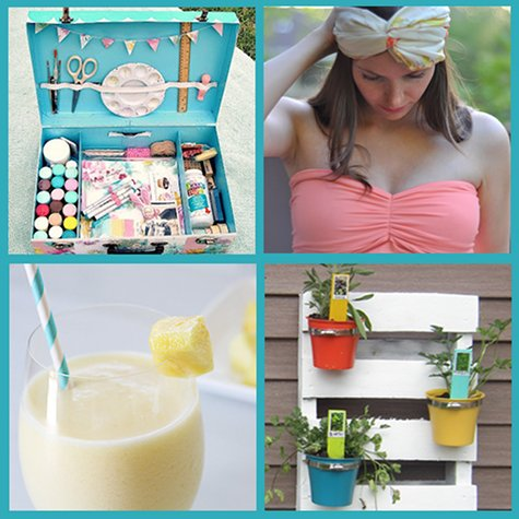 Diy Summer Craft Projects 15 Fun Craft Projects For Summer