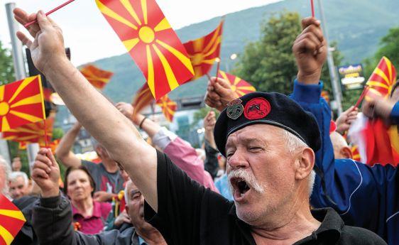 Τα Σκόπια και όσα, όσοι κρύβονται από πίσω τους