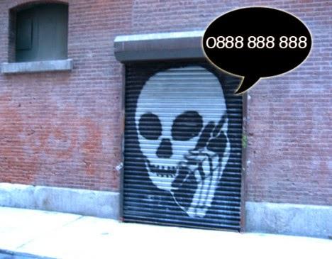Nomor Telepon Terkutuk