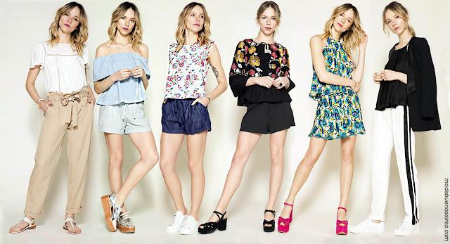 Ropa informal para mujer ala moda