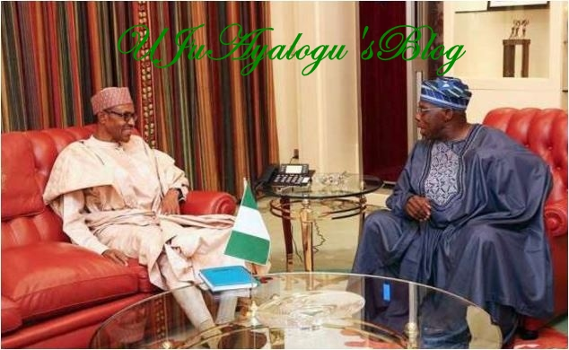 REVEALED: What Buhari, Obasanjo DISCUSSED At UK Meeting