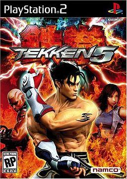 Games Tekken 5 HP Java Layar 240x320