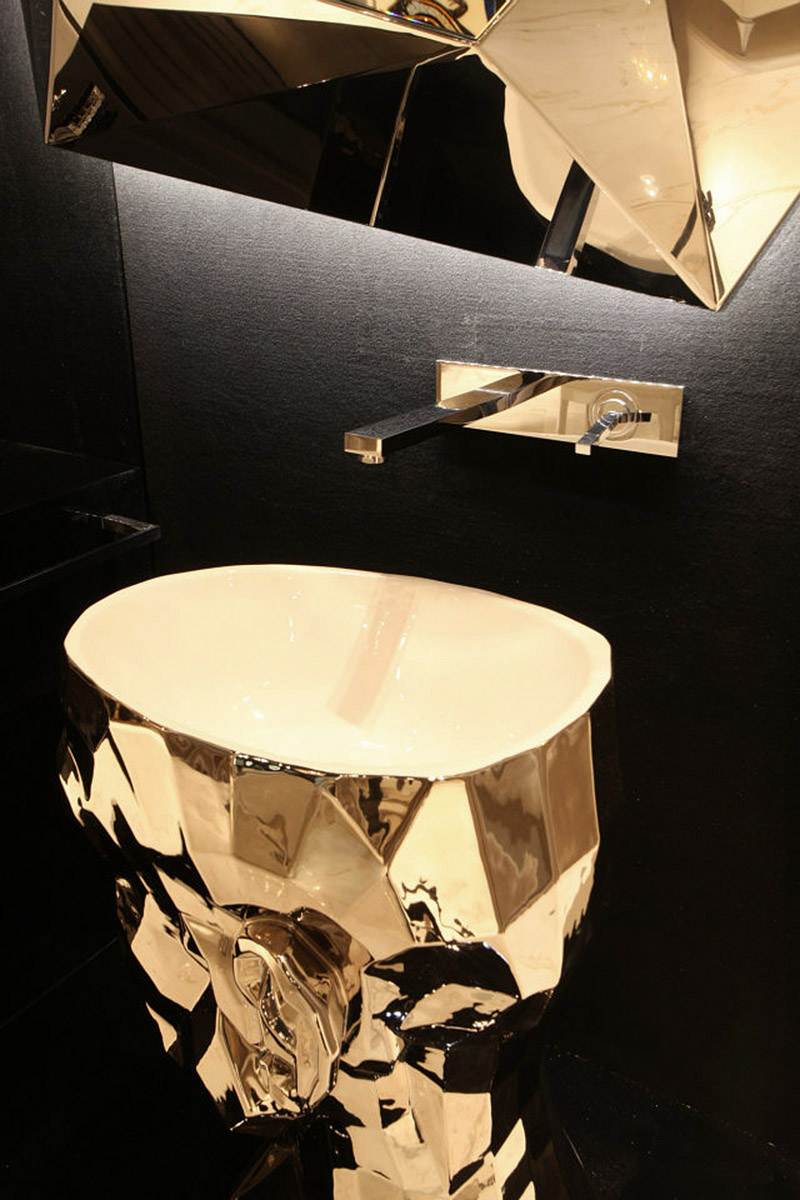 The Forma Mentis Washbasin