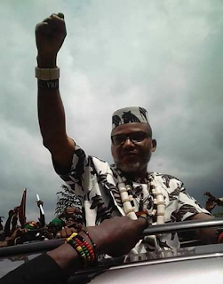 AVOIDING THE DESTRUCTION IN IGBOLAND :KANU