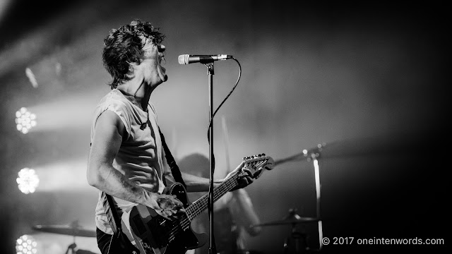 Japandroids at The Danforth Music Hall February 18, 2017 Photo by John at One In Ten Words oneintenwords.com toronto indie alternative live music blog concert photography pictures